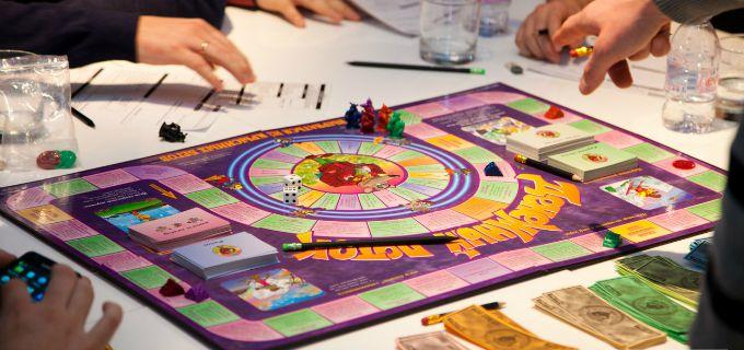 Игра Cashflow (денежный поток) от мастера инвестиций - Роберта Кийосаки