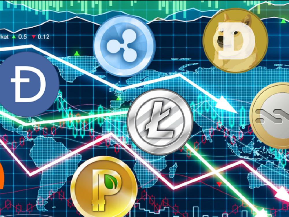 Рынок криптовалют данные йота 1