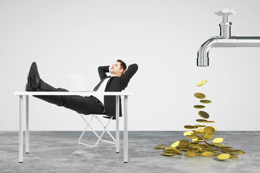 Как созать пассивный доход